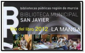 Dia del libro 2012
