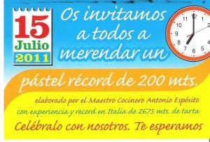 25 Aniversario Zoco