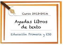 Ayuda para libros y material escolar