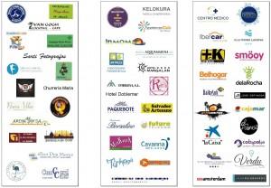 Patrocinadores Fiestas 2013