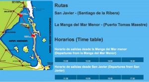 Ferry horario regular