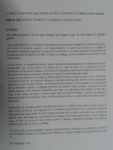 carta aavv y CdeP