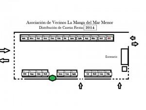 Distrib Casetas 2014
