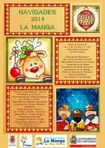 Cartel General Navidad 2014