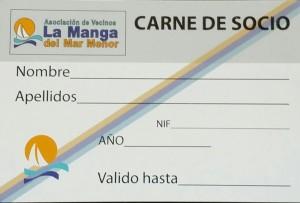 Carnet Socio AAVV