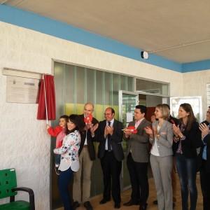 escuela intantil inauguracion 2015