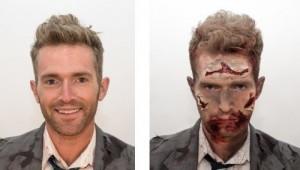 concurso maquillaje zombie