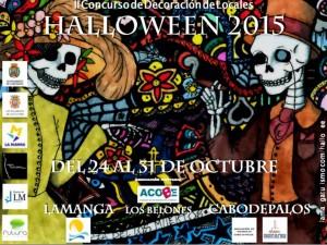 concurso de halloween 2015